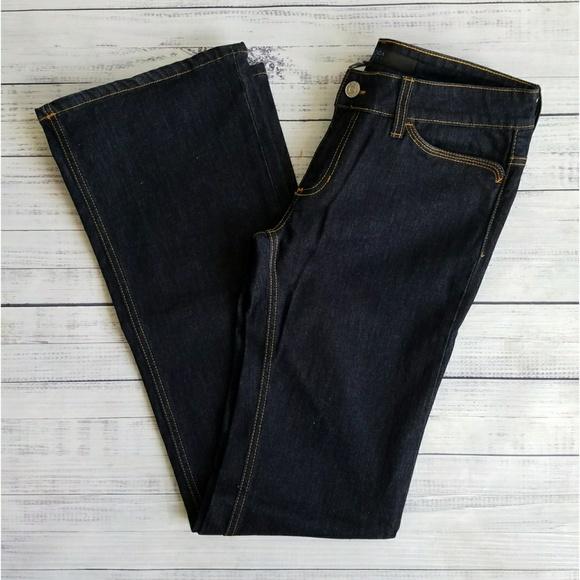 Escada Sport Dark Wash Bootcut Jeans